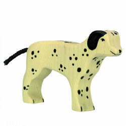 Holztiger - Wooden Animal - Dalmatian