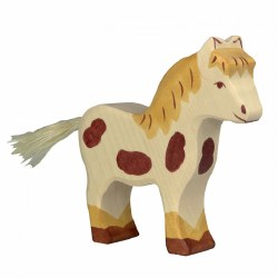 Holztiger - Wooden Animal - Pony
