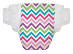 The Honest Company -  Diapers Chevron 2