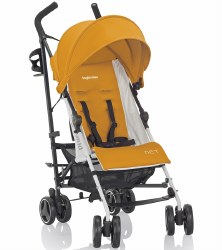 Inglesina - Net Stroller Zenzero Orange