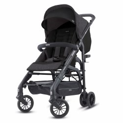 Inglesina - Zippy Light Stroller - Volcano Black
