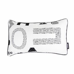 Inno Baby - Air Pillow with Pillowcase - Maze Letter