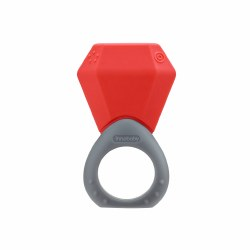Inno Baby - Teethin' Smart Birthstone Ring Teether - July (Ruby)