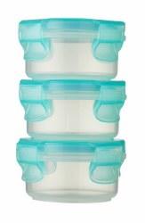 Inno Baby - Ez Lock Plastic Container 3oz