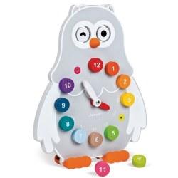 Janod -  Clock Owly