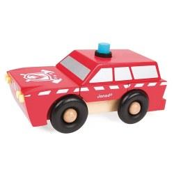 Janod -  Magnet Kit Fireman