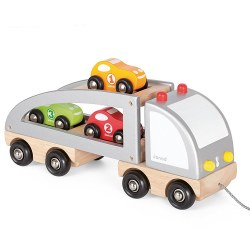 Janod -  Multi Cars Truck