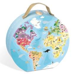 Janod -  Puzzle Our Blue Planet