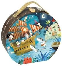 Janod -  Puzzle Treasure Hunt