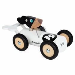 Janod - Wooden Spirit Car - Bernand