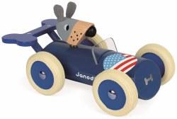Janod - Wooden Spirit Car - Steve