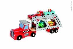 Janod -  Story Car Transporter