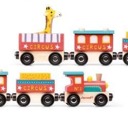 Janod -  Story Train Circus