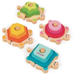 Janod -  I Wood Turtles
