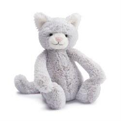 Jellycat - Bashful Medium - Kitty Grey