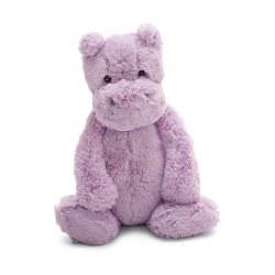 Jellycat - Bashful Medium - Hippo Lilac