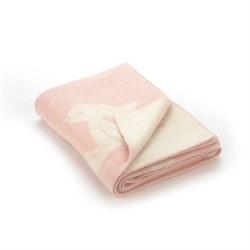 Jellycat - Bashful Blanket - Bunny Pink