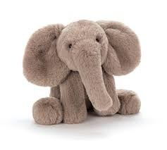 Jellycat - Smudge - Elephant