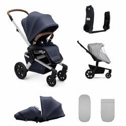 Joolz - Hub Newborn Bundle with Cocoon - Classic Blue