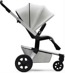 Joolz - 2019 Hub Complete Stroller - Stunning Silver
