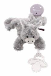 Kaloo - Les Amis Pacifier Holder- Donkey
