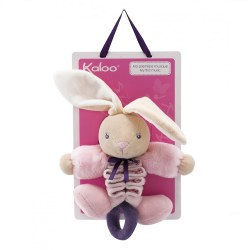 Kaloo - Petite Rose Musical - Zig Rabbit