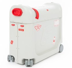 JetKids - BedBox Luggage Red