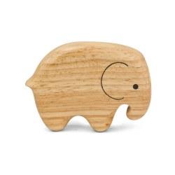 Green Tones - Animal Shaker Elephant