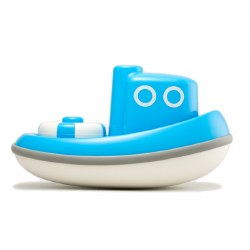 Kid O -  Tug Boat Toy Blue
