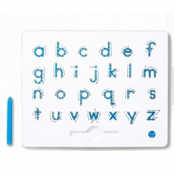 Kid O -  A to Z Magnatab Lowercase Letters