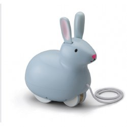 Kid O -  Pull & Hop Rabbit