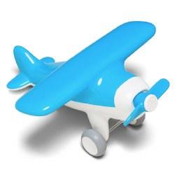 Kid O -  Air Plane Blue