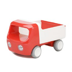 Kid O -  Tip Truck Red