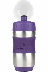 Kid Basix - Safe Sporter Bottle 12oz - Purple