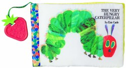 Eric Carle - Caterpillar Soft Book