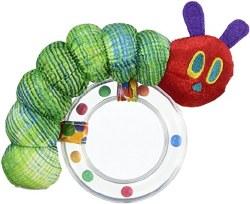 Eric Carle - Caterpillar Ring Rattle