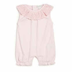 Kissy Kissy - Baby Grand Playsuit Pink 0-3