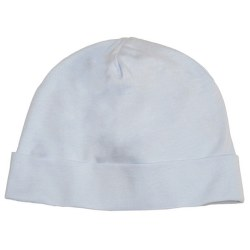Kissy Kissy - Basics Hat Light Blue NB