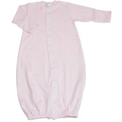 Kissy Kissy - Basic Converter Gown Pink/White Trim NB