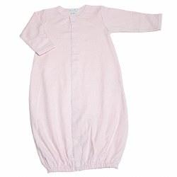 Kissy Kissy - Dots Converter Gown Pink/White NB