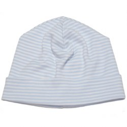 Kissy Kissy - Simple Stripes Hat Light Blue SM