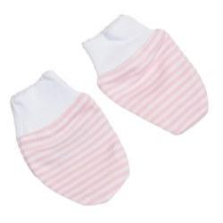 Kissy Kissy - Simple Stripes Mitt PK
