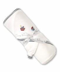 Kissy Kissy - Hooded Towel with Mitt - Windjammers