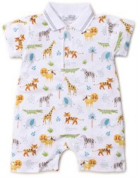 Kissy Kissy - Playsuit Jungle Junket - Multi 18-24M
