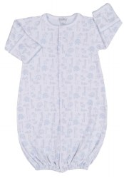 Kissy Kissy - Jungle Out There Converter Gown - Blue PR
