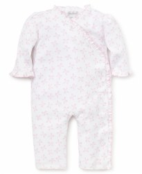 Kissy Kissy - Bunches of Bows Playsuit - Pink 3-6