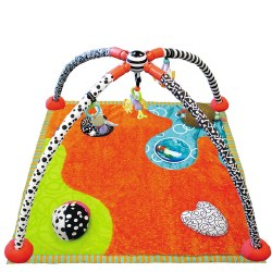 Kushies - Shangrila Play Mat