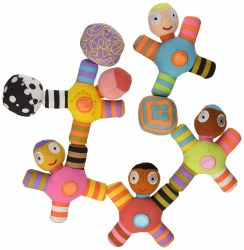 Kushies - Stacrobats Toy