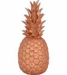 Goodnight Lighting - Pineapple Lamp - Rose Gold