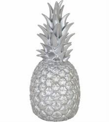 Goodnight Lighting - Pineapple Lamp - Silver
